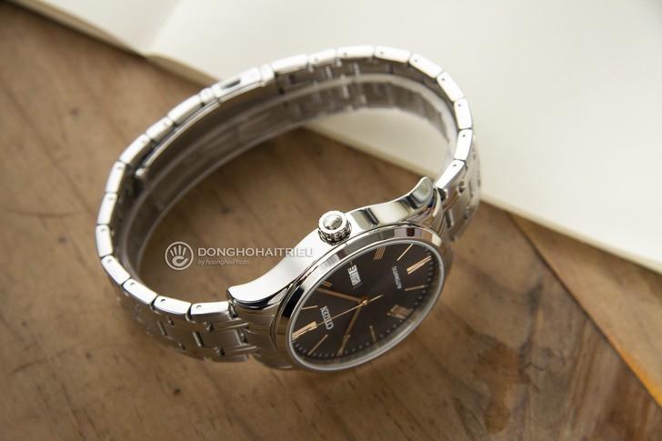 Đồng hồ Citizen NH8360-80J Automatic, trữ cót đến 40 giờ - Ảnh 5