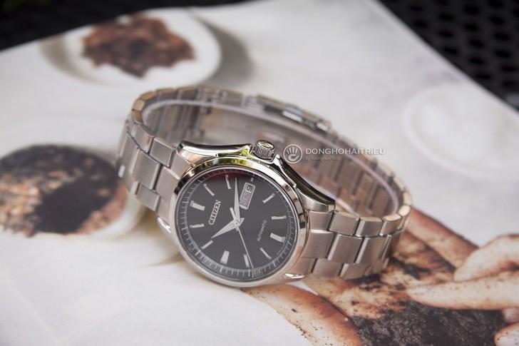 Đồng hồ Citizen NP4040-54E Automatic, trữ cót đến 40 giờ - Ảnh 3