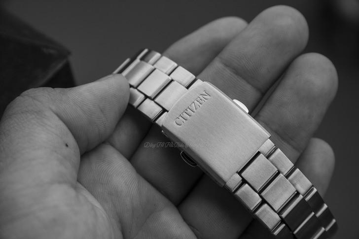 Đồng hồ Citizen NP4040-54E Automatic, trữ cót đến 40 giờ - Ảnh 4