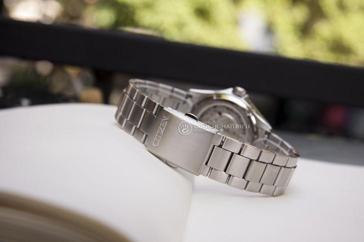 Đồng hồ Citizen NP4040-54E Automatic, trữ cót đến 40 giờ - Ảnh 5