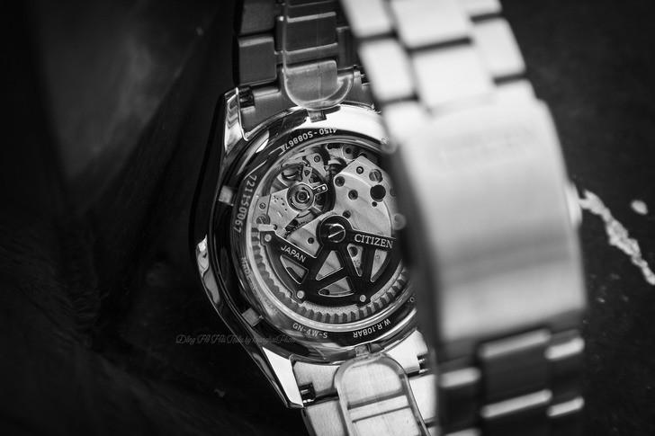 Đồng hồ Citizen NP4040-54E Automatic, trữ cót đến 40 giờ - Ảnh 6