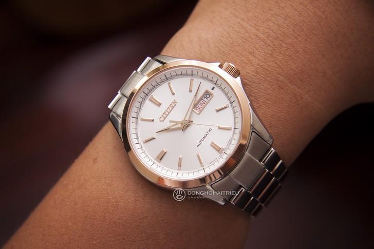 Đồng hồ Citizen NP4044-53A: Nâng cấp vẻ đẹp sang trọng - Ảnh 1