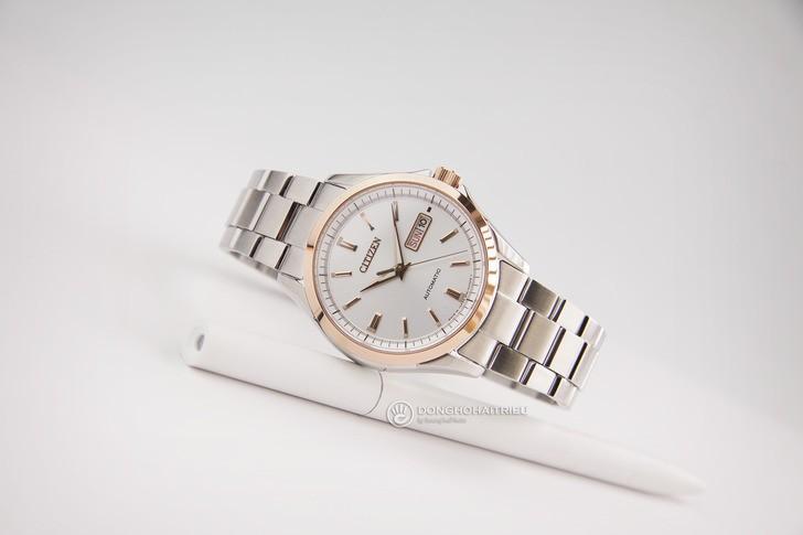 Đồng hồ Citizen NP4044-53A: Nâng cấp vẻ đẹp sang trọng - Ảnh 2