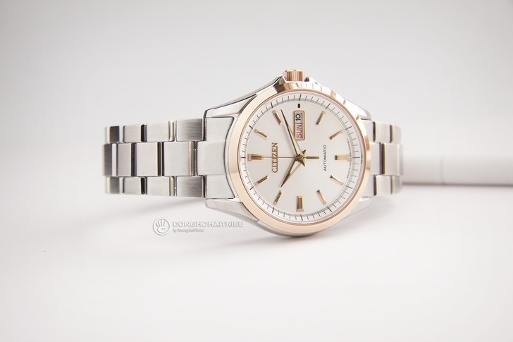 Đồng hồ Citizen NP4044-53A: Nâng cấp vẻ đẹp sang trọng - Ảnh 3