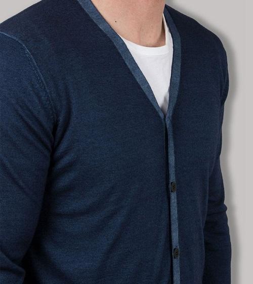 đa dạng áo khoác cardigan nam nữ 3