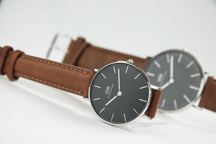 Đồng hồ nữ Daniel Wellington DW00100178 thay pin miễn phí - Ảnh 1