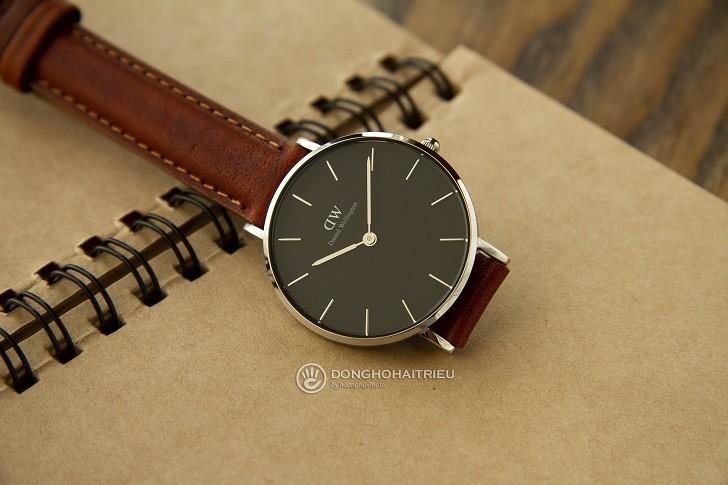 Đồng hồ nữ Daniel Wellington DW00100178 thay pin miễn phí - Ảnh 3