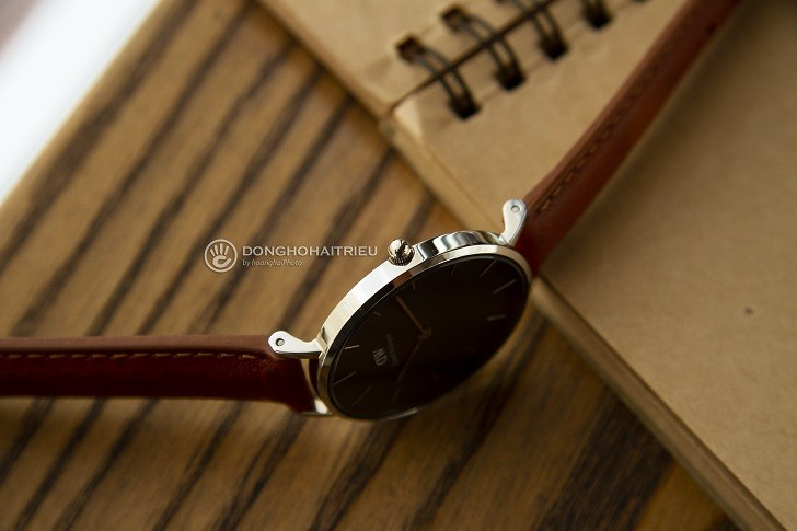 Đồng hồ nữ Daniel Wellington DW00100178 thay pin miễn phí - Ảnh 5