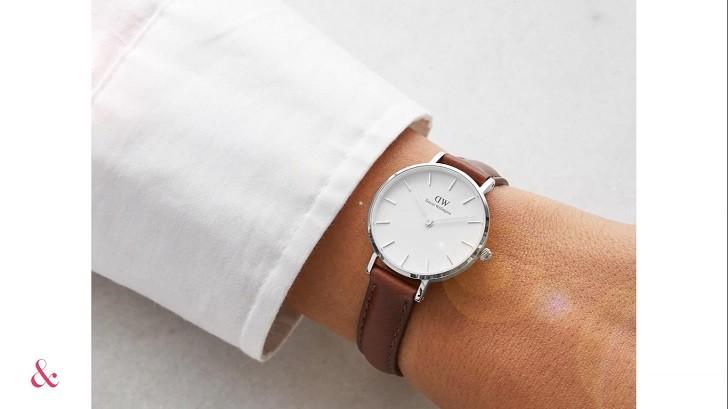Đồng hồ nữ Daniel Wellington DW00100187 thay pin miễn phí - Ảnh 1