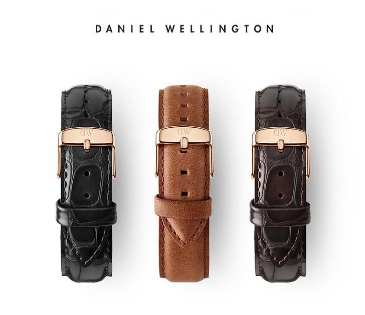 Đồng hồ nữ Daniel Wellington DW00100187 thay pin miễn phí - Ảnh 2