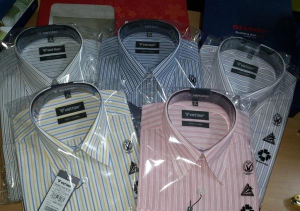 dấu hiệu nhận biết áo sơ mi nam công sở giá rẻ chất lượng 6