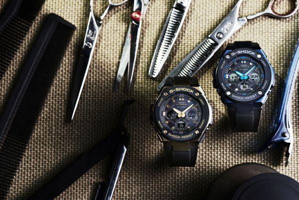 Đồng Hồ Casio G-Shock G-Steel Là Gì? Khám Phá Dòng G-Shock Kim Loại GST-S300G-1A9-GST-S300G-1A2