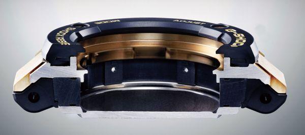 Đồng Hồ Casio G-Shock G-Steel Là Gì? Khám Phá Dòng G-Shock Kim Loại Layer Structer Guard