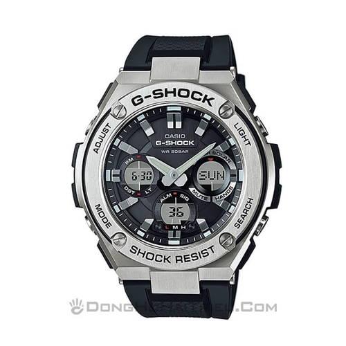Đồng Hồ Casio G-Shock G-Steel Là Gì? Khám Phá Dòng G-Shock Kim Loại SP2