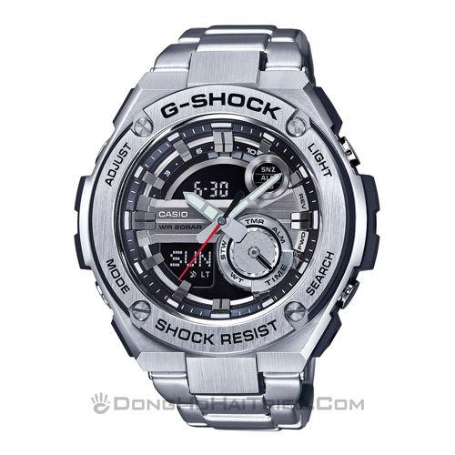 Đồng Hồ Casio G-Shock G-Steel Là Gì? Khám Phá Dòng G-Shock Kim Loại SP5