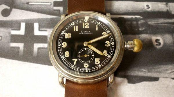 Doxa Pilot, Bộ Sưu Tập Đồng Hồ Phi Công Phong Cách Thế Chiến Thứ 2 Luftwaffe