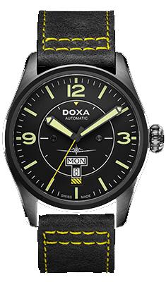 Doxa Pilot, Bộ Sưu Tập Đồng Hồ Phi Công Phong Cách Thế Chiến Thứ 2 D212GBK