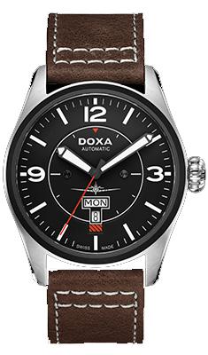 Doxa Pilot, Bộ Sưu Tập Đồng Hồ Phi Công Phong Cách Thế Chiến Thứ 2 D212SBK