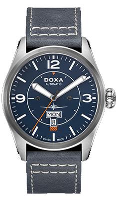 Doxa Pilot, Bộ Sưu Tập Đồng Hồ Phi Công Phong Cách Thế Chiến Thứ 2 D212SBU