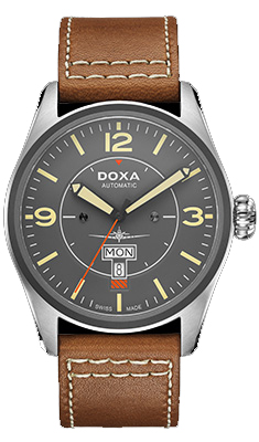Doxa Pilot, Bộ Sưu Tập Đồng Hồ Phi Công Phong Cách Thế Chiến Thứ 2 D212SGY
