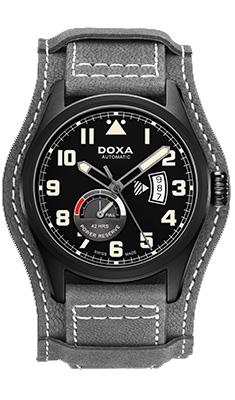 Doxa Pilot, Bộ Sưu Tập Đồng Hồ Phi Công Phong Cách Thế Chiến Thứ 2 D213BBK