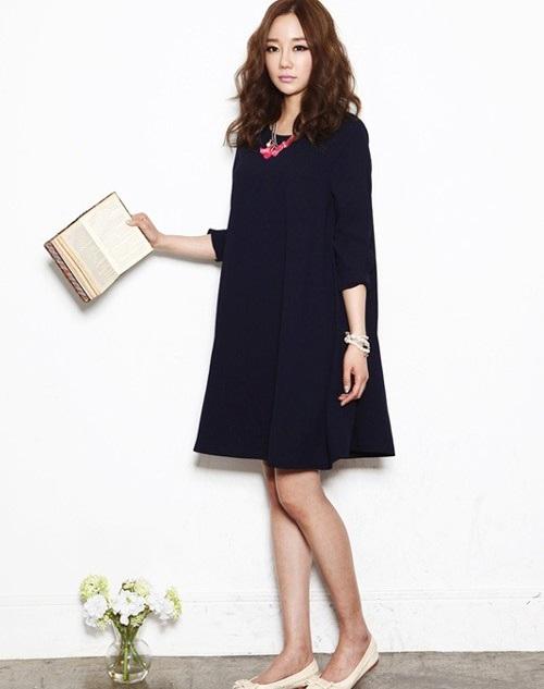 gợi ý vế quần áo công sở cho phụ nữ sau sinh 3