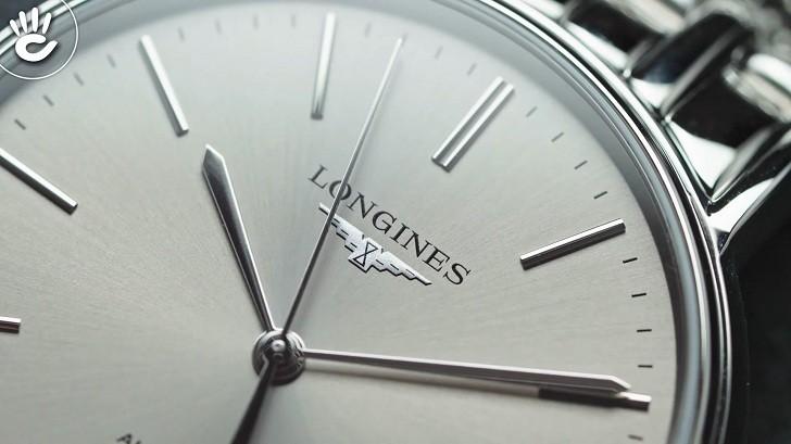 Đồng hồ Longines L4.921.4.72.6 kính sapphire chống trầy - Ảnh 2