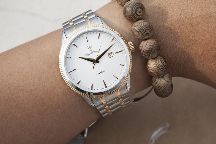 OP 5695MSK-T đồng hồ giá rẻ được trang bị kính Sapphire - Ảnh 3
