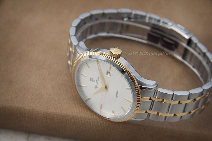 OP 5695MSK-T đồng hồ giá rẻ được trang bị kính Sapphire - Ảnh 5