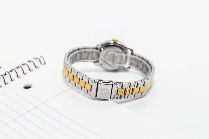 Đồng hồ OP 58067LSK-D đính đá, kính Sapphire chống trầy - Ảnh 4