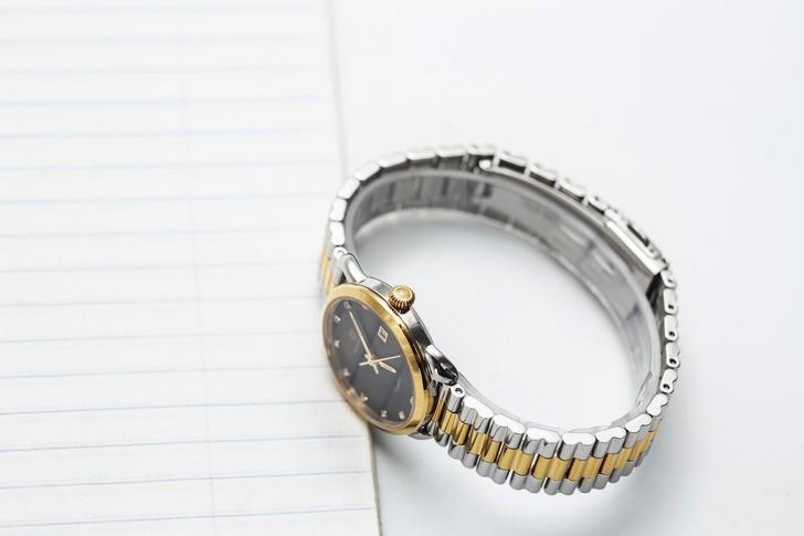 Đồng hồ OP 58067LSK-D đính đá, kính Sapphire chống trầy - Ảnh 5