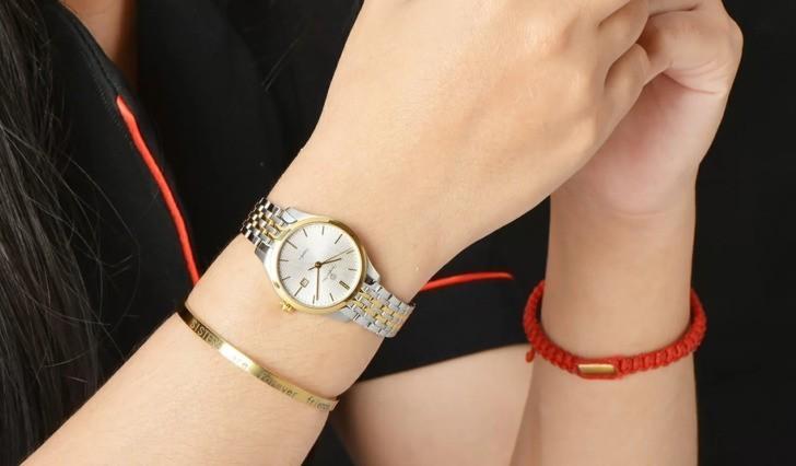 Đồng hồ Olym Pianus 58074LSK-T thay pin miễn phí trọn đời - Ảnh 3