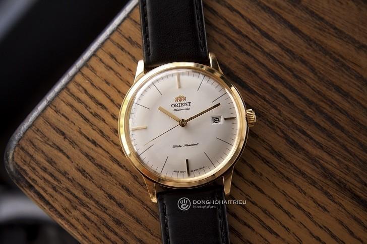 Đồng hồ Orient FAC0000BW0 automatic, trữ cót hơn 40 giờ - Ảnh 1