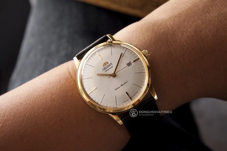 Đồng hồ Orient FAC0000BW0 automatic, trữ cót hơn 40 giờ - Ảnh 2