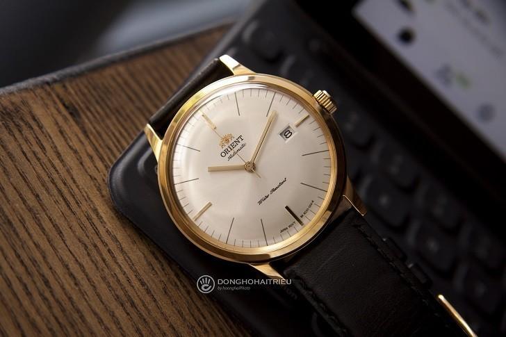 Đồng hồ Orient FAC0000BW0 automatic, trữ cót hơn 40 giờ - Ảnh 5
