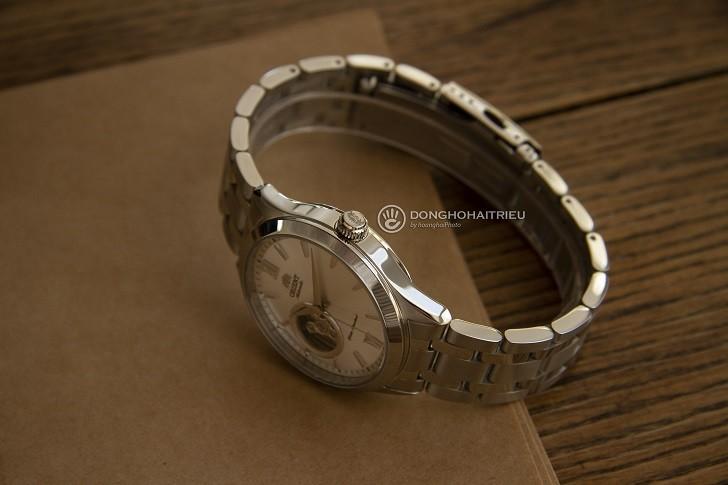 Đồng hồ nam Orient FAG03001W0 thiết kế Open Heart ấn tượng - Ảnh 3