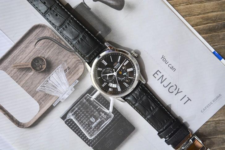 Đồng hồ Orient SAK00004B0 Automatic, trữ cót đến 40 giờ - Ảnh 1