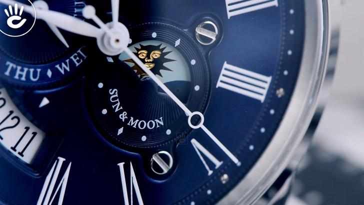 Đồng hồ Orient SAK00004B0 Automatic, trữ cót đến 40 giờ - Ảnh 2