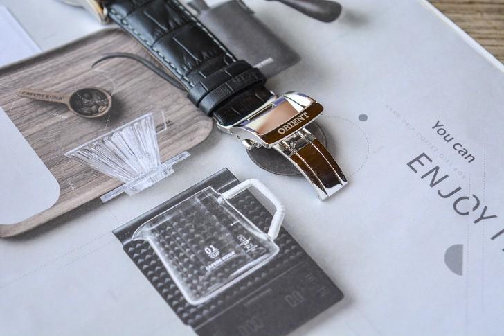 Đồng hồ Orient SAK00004B0 Automatic, trữ cót đến 40 giờ - Ảnh 3