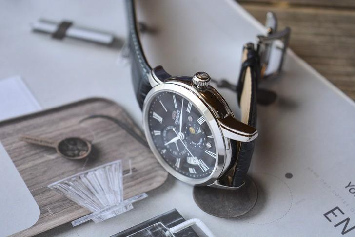 Đồng hồ Orient SAK00004B0 Automatic, trữ cót đến 40 giờ - Ảnh 4