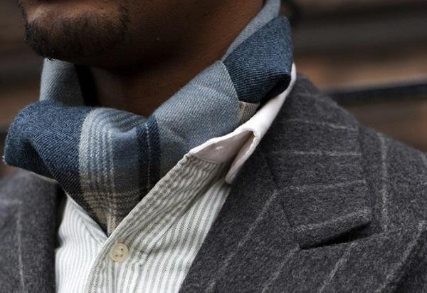 phụ kiện thời trang nam cà vạt ascot 3