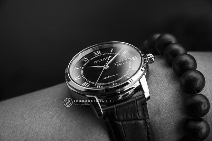 Đồng hồ Seiko SRP765J2 Automatic, trữ cót lên đến 40 giờ - Ảnh 8