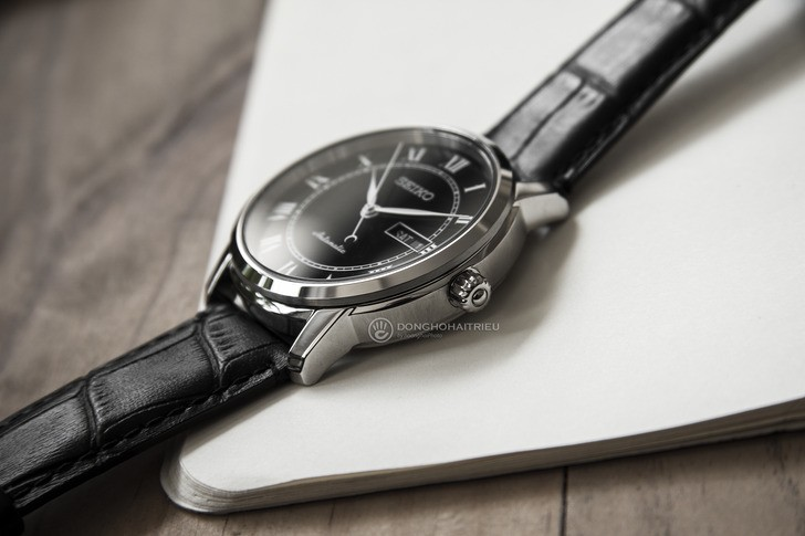 Đồng hồ Seiko SRP765J2 Automatic, trữ cót lên đến 40 giờ - Ảnh 6