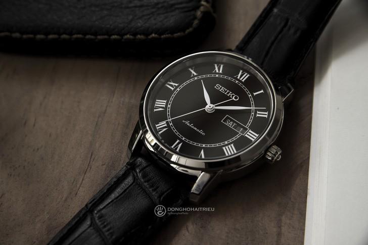 Đồng hồ Seiko SRP765J2 Automatic, trữ cót lên đến 40 giờ - Ảnh 3