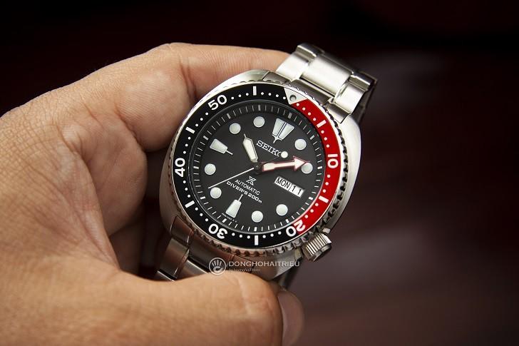Đồng hồ Seiko SRP789K1 nằm trong bộ sưu tập Diver lừng danh - Ảnh 2