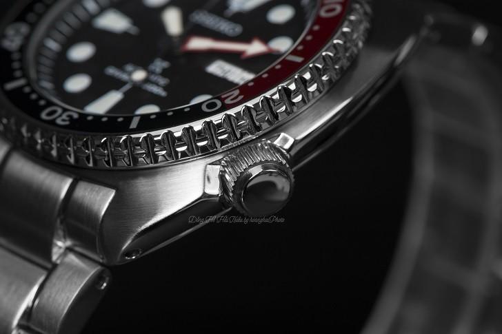 Đồng hồ Seiko SRP789K1 nằm trong bộ sưu tập Diver lừng danh - Ảnh 3