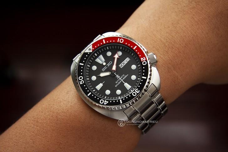 Đồng hồ Seiko SRP789K1 nằm trong bộ sưu tập Diver lừng danh - Ảnh 4
