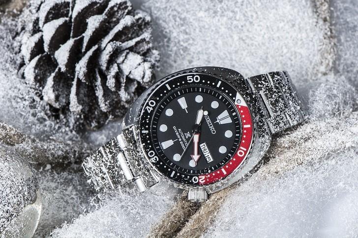 Đồng hồ Seiko SRP789K1 nằm trong bộ sưu tập Diver lừng danh - Ảnh 5