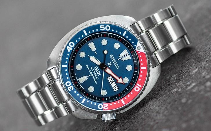 Đồng hồ Seiko SRPA21K1 Automatic, trữ cót lên đến 40 giờ - Ảnh 1