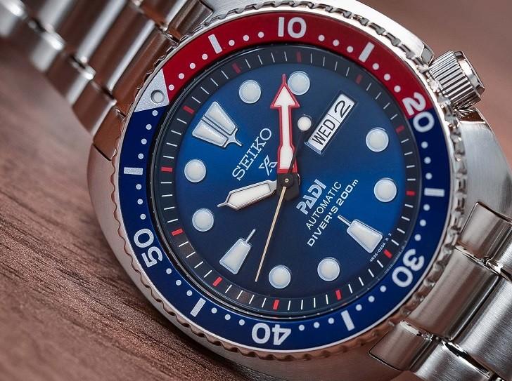 Đồng hồ Seiko SRPA21K1 Automatic, trữ cót lên đến 40 giờ - Ảnh 2